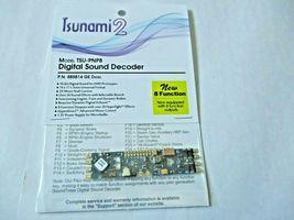Soundtraxx 885814 Tsunami 2 TSU-PNP8 Digital Sound Decoder GE Diesel 8 Function image 4