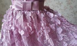 Ball Gown Knee-length Flower Girl Dress -Satin/Tulle Sleeveless Scoop Neck 4-16  image 6
