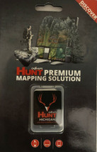 OnXmap Hunt MICHIGAN Prem. Map for Garmin GPS Hunting GPS Maps/Micro SD ... - $163.43