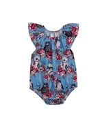 Baby Girls Star Wars Flower Romper Newborn Ruffles Jumpsuit Outfits Clothes - $8.90+