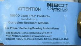 NIBCO NF840XD PC58580LF 2 Inch Lead-Free Ball Valve Full Port image 4
