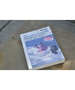 Clymer Mercury/Mariner Shop Manual 4-90HP 95-2000 Four Stroke - $19.99