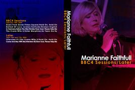 MARIANNE FAITHFULL - BBC FOUR SESSIONS DVD - $23.50