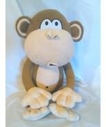 Monkey Bobby Jack Plush Animal Toys Kids Character Bedding Bedroom Pillo... - $24.00