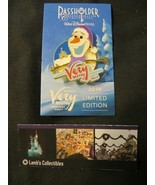Disney Parks Mickey's Very Merry Christmas Party Annual Passholder Olaf ... - $90.12