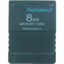 Memory Card 8mb for PlayStation 2 Sony Ps2 - $13.97 CAD