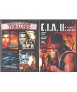 C.I.A. ALEXA 1-2:  Code Name & Target- Lorenzo Lamas- Kathleen Kimmont- ... - $54.99
