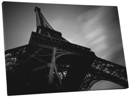 """Pingo World 1218PXS76OM """"Moises Levy Eiffel Tower I"""" Gallery Wrapped Canvas Art, - $53.41"""