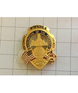 2001 Montgomery County Maryland Inauguration Of The President Police Badge - $175.00