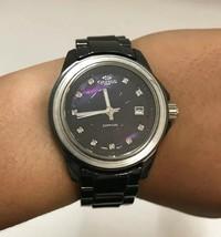 Ladies Watch ONISS Sapphire Watch Women's Date No Numerals - $192.98