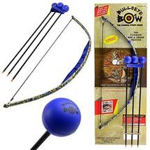 Bullseye Bow Toy Bow and Arrow Set Blue Camo (Blue) - $47.10