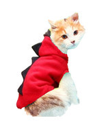 Warm Cat Clothes Pet Dog Costume Suit Halloween Dragon Clothing For Cat ... - $10.51