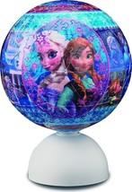 Disney Frozen 240 Piece 3D Ball Puzzle Star Light Puzzle Series Snow fan... - $77.22