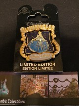 Disney Parks Cinderella 65th Anniversary Spinner pin Limited Ed 2000 Sin... - $34.60