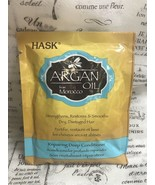 HASK ARGAN OIL REPAIRING DEEP CONDITIONER 1.75 OZ DRY , DAMAGED HAIR - $2.27