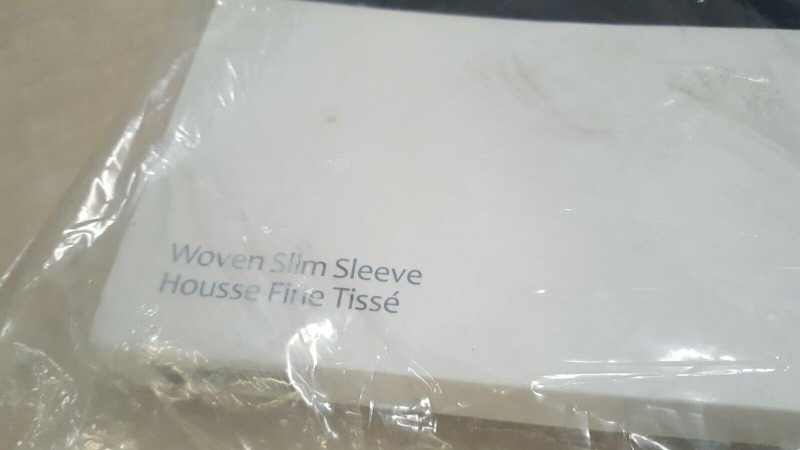 """Welden 13"""" Woven Slim Sleeve for MacBook Pro"""