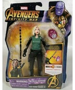 new 2017 Hasbro Marvel Comics Avengers Infinity War Black Widow Action F... - $13.41