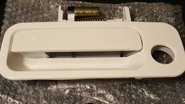 1997-2001 TOYOTA CAMRY Exterior Outer White Front Left Driver Side Door Handle - $23.75