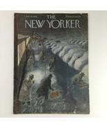 The New Yorker Magazine January 19 1952 Theme Cover by Garrett Price No ... - $37.97