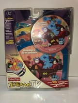 Fisher-Price InteracTV Blues Clues DVD Based Learning System NOS 2003 - $11.74