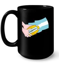 Argentina Rugby Ball Flag Gift Coffee Mug - $13.99+