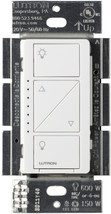 Lutron Caseta Wireless 150-watt 3-way White Compatible with LED Dimmer - $92.17