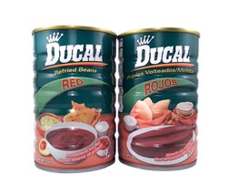 Ducal Refried Red Beans, 15oz - 2 Pack - $18.94