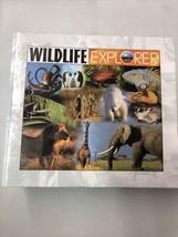 Wildlife Explorer Hardback Binder Groups 1 Mammals  - $23.36