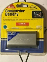 Li Ion Rechargeable Camcorder Battery CB-915 Canon BP-915 ES50 55 60 75 ... - $19.79