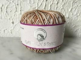 Nazli Gelin Garden Space Egyptian Giza Cotton Thread-1 Ball Color Brown ... - $5.65