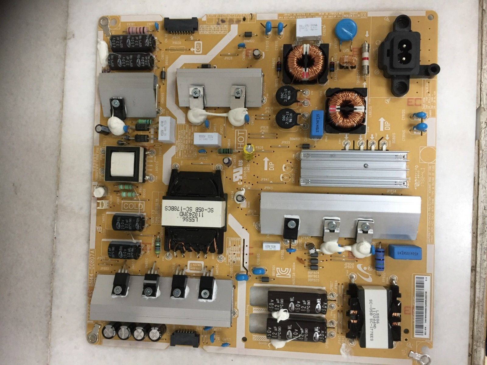 Samsung BN44-00807A Power Supply / LED Board and 47 similar items
