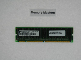 MEM-SD-NPE-128M 128MB Approved DRAM memory upgrade for Cisco 7200 series routers