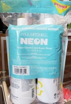 Paul Mitchell Neon Sugar Cleanse Shampoo and Conditioner Liter Duo - $34.65