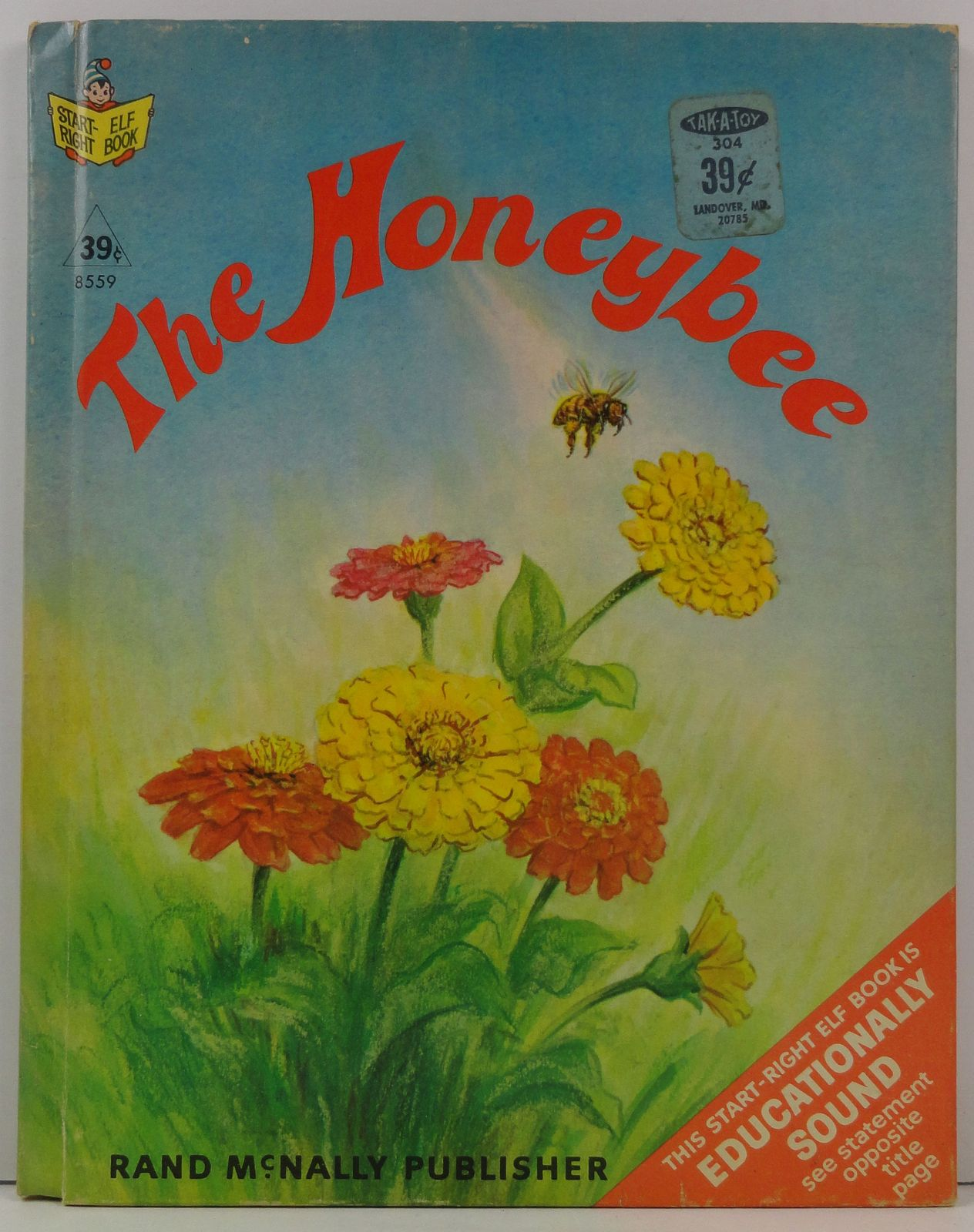 The Honeybee by Karin Clafford Farley Start Right Elf Book
