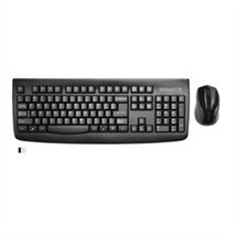 Kensington Keyboard K72324USA Pro Fit Keyboard + Mice Wireless Desktop S... - $888,64 MXN