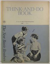 Think and Do Book for use with More Friends Old and New - $9.99