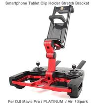 Smartphone Tablet Holder For DJI Mavic Pro/ PLATINUM/ Air/Spark - $56.68+