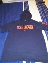 Baseball Lifestyle 101 - Short Sleeve Hoodie - Mens - Pullover - Size L - $15.97