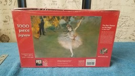 The Star: Dancer on the Stage by Egar Degas NEW 1000 Piece Jigsaw Puzzle - $14.82