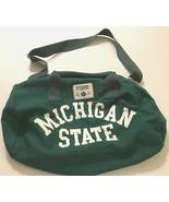 Pink Victoria Secret Michigan State Spartans NCAA Big Ten Green Shoulder... - $39.59
