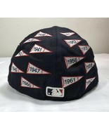 New Era Spike Lee Joint Hat New York Yankees Fitted Cap Pennant Logo 7 1... - $80.99