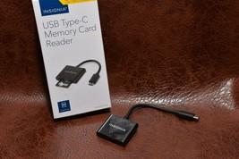 USB-C Type-C Memory Card Reader Model : NS-MCR17TYPC |wa2 - $14.50