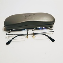 Ray ban RB 8680 Light Ray Eyeglasses FRAMES ITALY 53 x 17 x 135 RIMLESS ... - $60.00