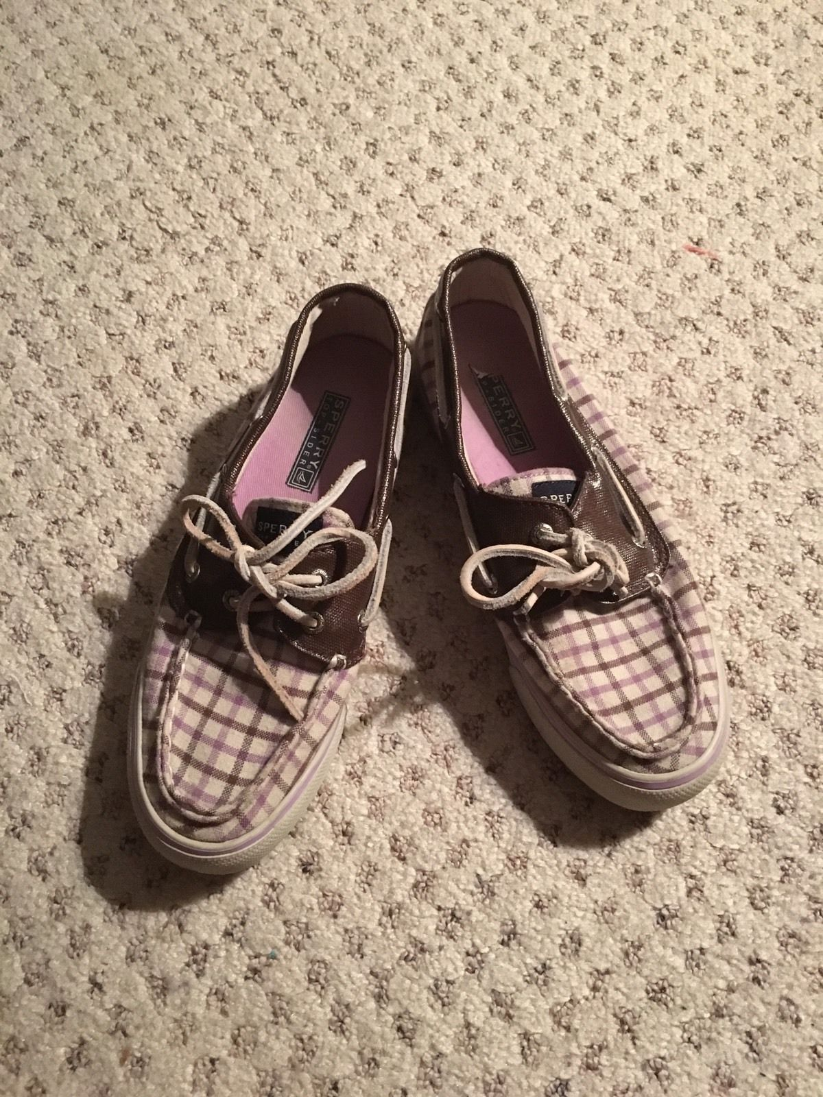 8af62f19a24 Women s Sperry Top-Sider Purple Plaid and 38 similar items. S l1600