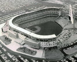 ANAHEIM STADIUM 8X10 PHOTO CALIFORNIA ANGELS BASEBALL PICTURE MLB - $3.95
