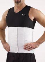 """Corflex Panel Abdominal Binder - Surgical Abdominal Binder-2XL-12"""" - White - $29.99"""