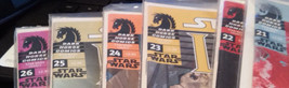 Star Wars Legacy Comics #21-26 - sleeved - $18.00