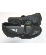 MERRELL Plaza Flaunt Smooth Black Peformance Shoes Womens Size 7.5 - $21.78