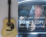 Clint Eastwood Honkytonk Man signed autographed Acoustic guitar, COA with the Pr - €2.352,93 EUR