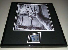 Claude Jarman Jr The Yearling Signed Framed 11x14 Photo Display - $42.18